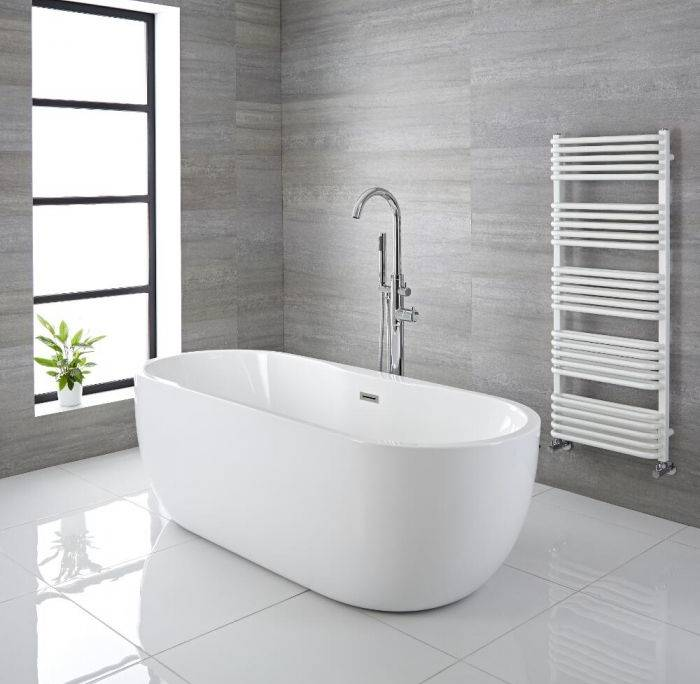 Come scegliere la vasca da bagno perfetta hudson reed - Produzione vasche da bagno ...