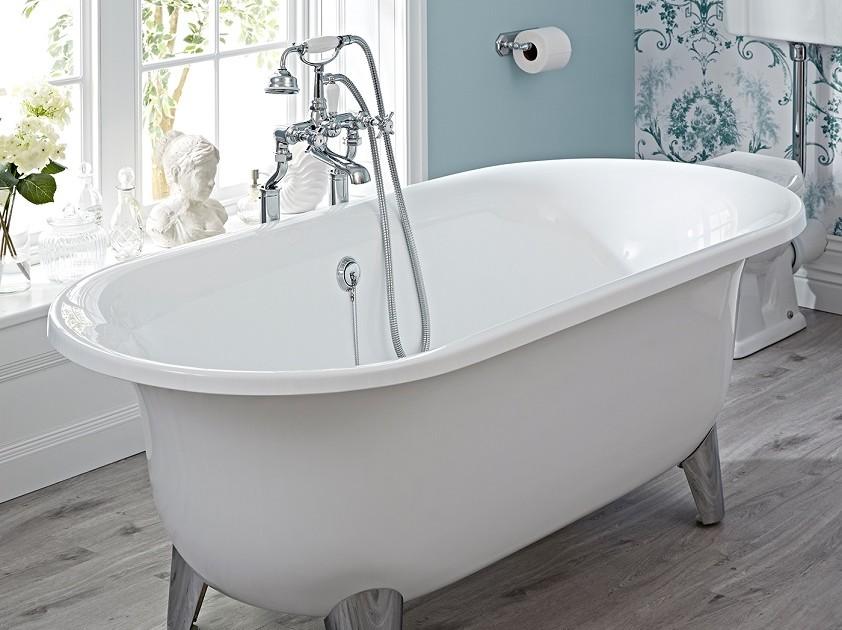 Vasca Da Bagno Perde Acqua : Come installare una vasca da bagno hudson reed