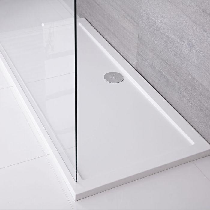 Come sigillare un piatto doccia hudson reed - Siliconare box doccia interno o esterno ...