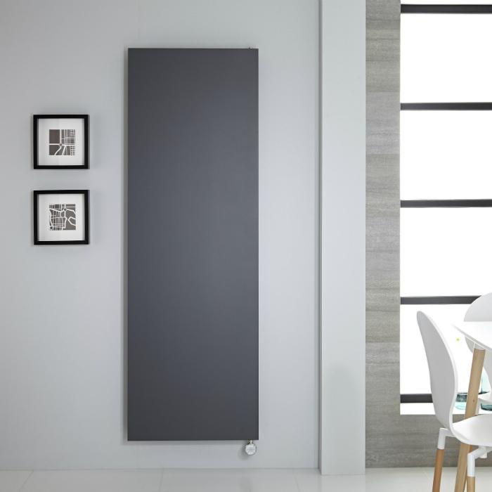 radiatore elettrico con elemento elettrico riscaldante termostatico terma moa blue