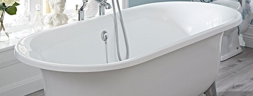 Come scegliere la vasca da bagno perfetta hudson reed - Come lavare la vasca da bagno ...