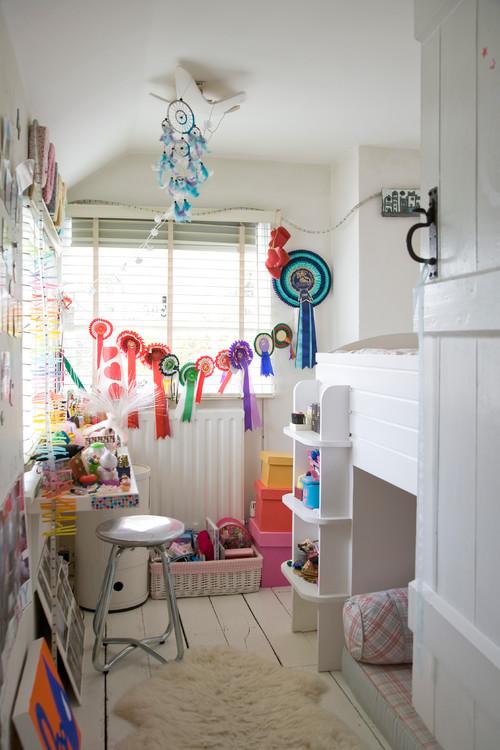 Idee e consigli su come arredare una stanza da letto piccola - Stanza da letto piccola ...