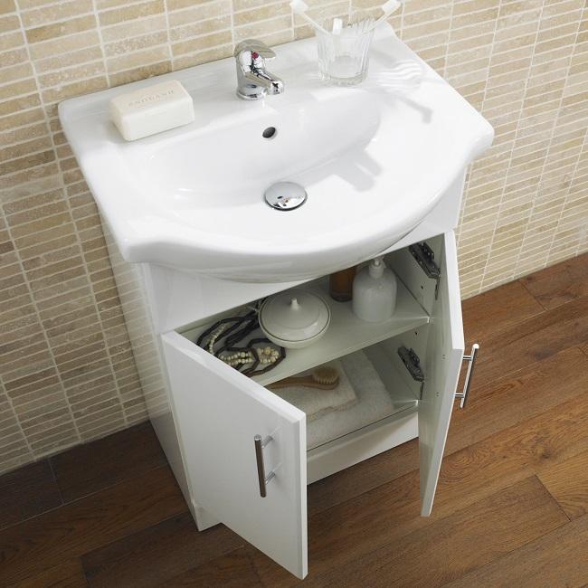 istruzioni per montare un mobile lavabo con lavabo integrato ... - Lavabi Con Mobile