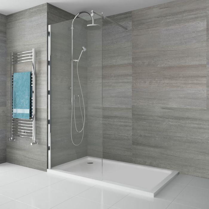 Come installare un piatto doccia