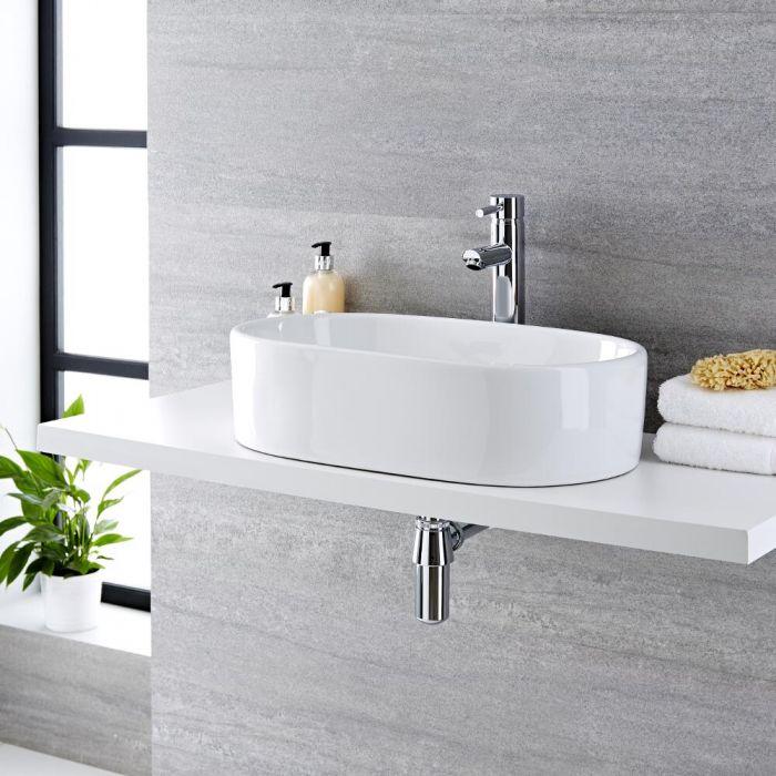 Come pulire il lavabo del bagno hudson reed - Pulire bagno bicarbonato ...